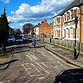 London W4 bus route, The Avenue at Broadwater Road,Tottenham.jpg