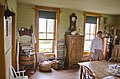 Looking NE at Kitchen - Tinsley Living Farm - Museum of the Rockies - 2013-07-08.jpg