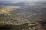 Looking northwest over the western suburbs of Wagga Wagga.jpg