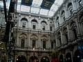 Looking up to the upper tiers of The Royal Exchange - geograph.org.uk - 924014.jpg