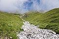 Loose rocks on Tux Alps.jpg