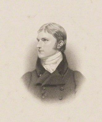 Stratford Canning, 1st Viscount Stratford de Redcliffe - Lord Stratford de Redcliffe in 1814, aged 29.