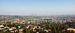 Measure S - Image: Los Angeles from Observatory