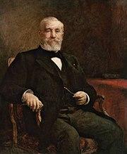 Il Presidente francese Émile Loubet