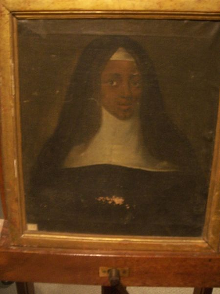 File:Louise, the mixed-race daughter of the king of France, Louis XIV.JPG
