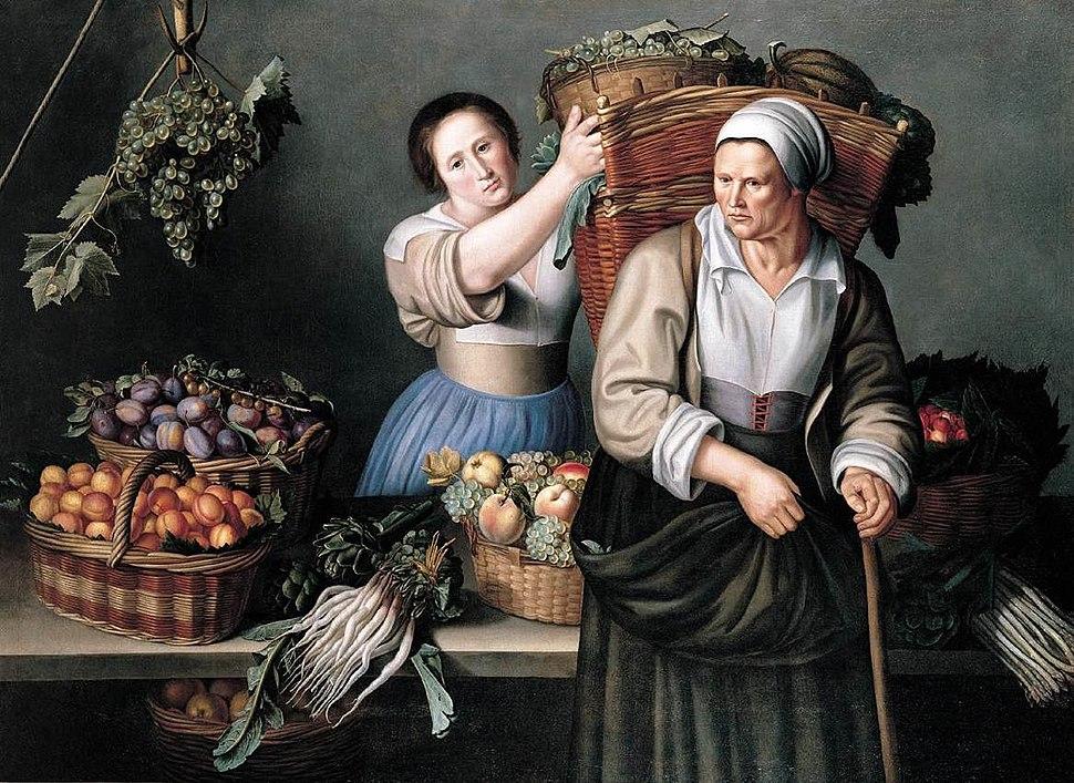 Louise Moillon - At the Market Stall - WGA16074