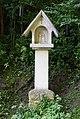 Lourdesgrotte im Wienerwald Tabernakelpfeiler.JPG