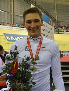 Lucas Liss German cyclist