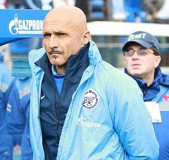 Luciano Spalletti - Spalletti with Zenit in 2012