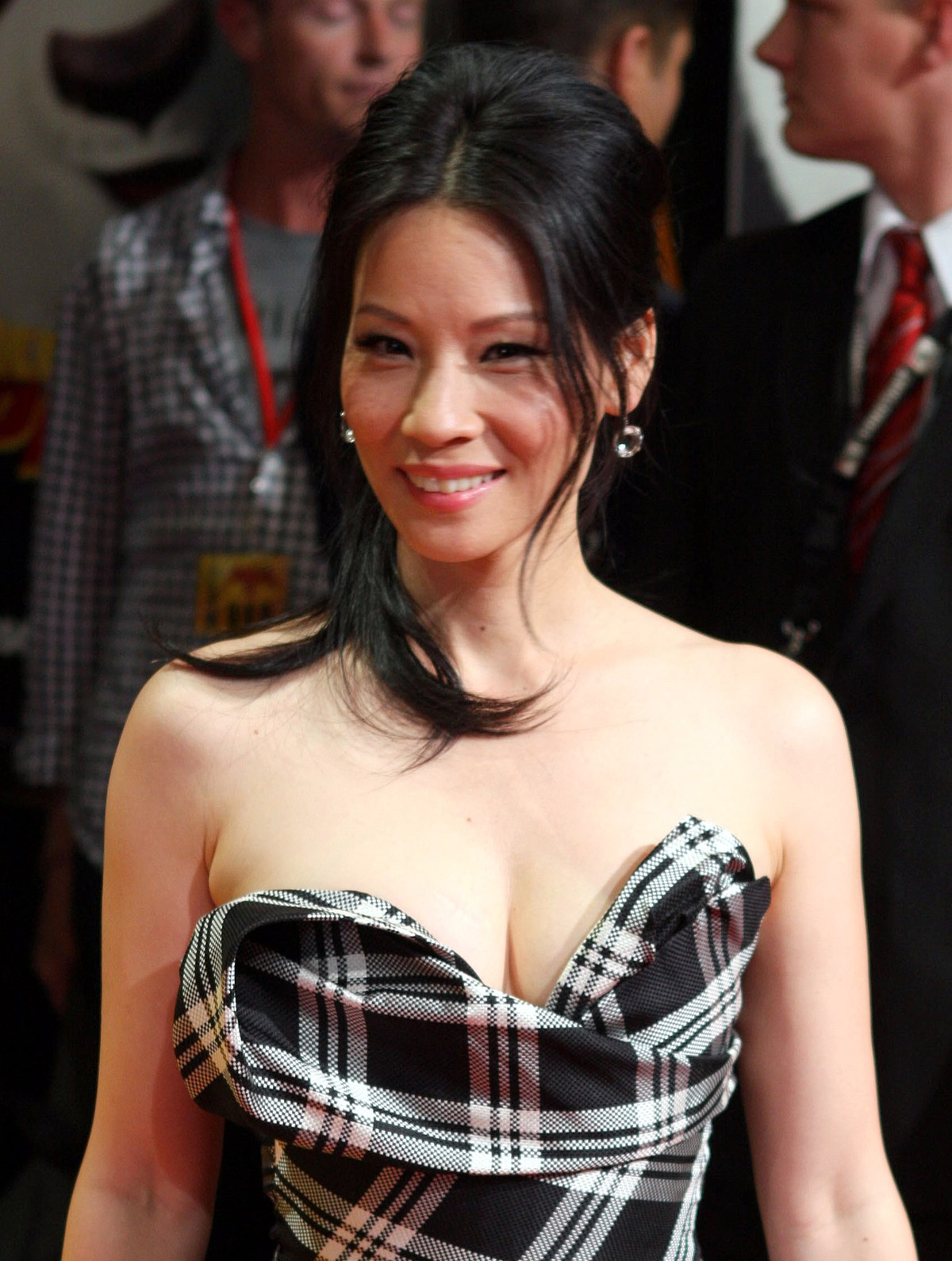 Lucy Liu - Simple English Wikipedia, the free encyclopedia