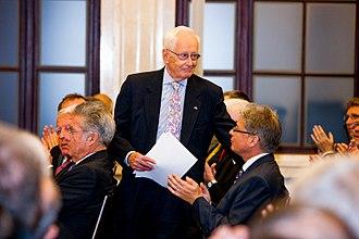Ludwig Adamovich Jr. - Image: Ludwig Adamovich Verfassungstag 2013