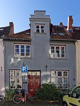 Wakenitzmauer in Lübeck