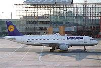 D-AIPL - A320 - Lufthansa