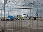 Lufthansa Regional Canadair CRJ-900 am Dresden Flughafen.jpg