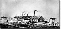 Lugansky ironworks in 1910.jpg