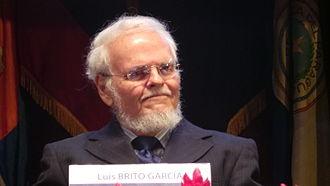 Luis Britto García - Image: Luis Britto García