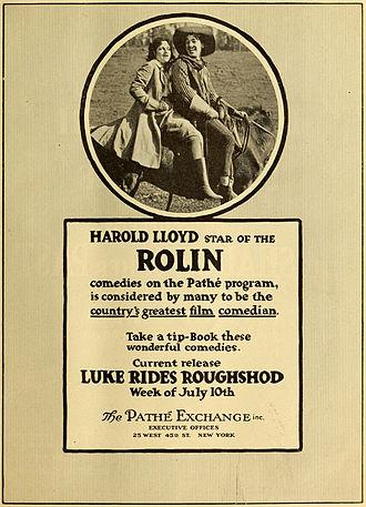 Luke Rides Roughshod - Film poster