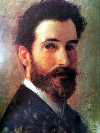 Mariano Benlliure - Image: Luna Mariano Benlliure