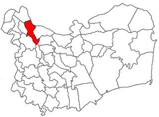 Luncavița, Tulcea Commune in Tulcea, Romania