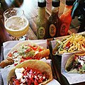 Lunch of tacos and beer at the aptly-named Tacos & Beer in Las Vegas.jpg