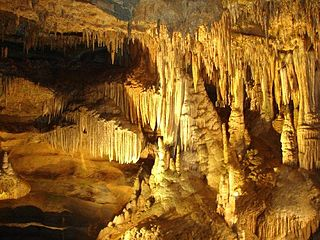 Luray Caverns landform