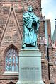 Luther Place Memorial Church and statue of Martin Luther.jpg