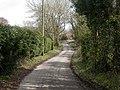 Lymore, School Lane - geograph.org.uk - 1763906.jpg