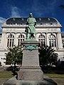 Lyon 7e - Université Lyon 2 - Statue de Claude Bernard.jpg