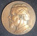 Médaille de table R. JALLIFFIER Inspecteur Général de l'Université - endroit.jpg