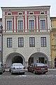Měšťanský dům (Litomyšl), Smetanovo nám. 66.JPG