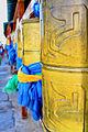 Młynki modlitewne w klasztorze Erdene Dzuu 02.jpg