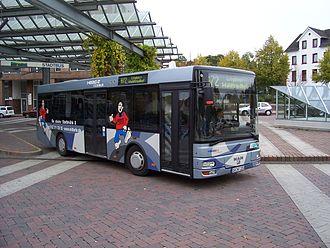 Neoman Bus - MAN NM 223