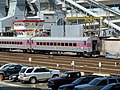 MBTA 507 in dead line, April 2014.JPG
