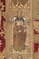 MCC-21689 Rode dalmatiek met annunciatie, visitatie en aanbidding der herders, Cyriacus, Petrus e.a. (7).tif