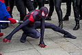 MCM London May 15 - Spider-Man (18056679980).jpg