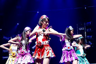 Momoiro Clover Z - Live at Japan Expo 2012 in Paris