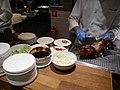 MC 澳門 Macau JW Marriott hotel 萬豪酒店 restaurant 自助餐廳 buffet food Beijing duck January 2017 Lnv2.jpg