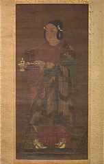Prince Shōtoku at Age Sixteen