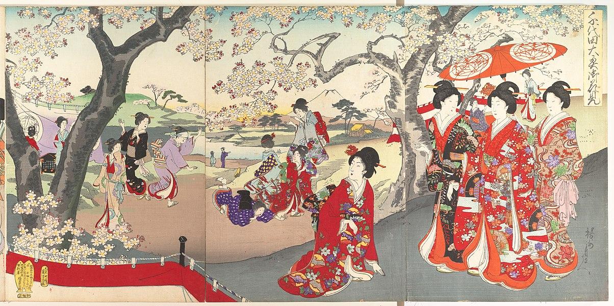 toyohara chikanobu - image 5