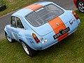 MGB GT V8 Gulf colours (1969) 3947cc (34488302616).jpg