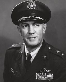 American military pilot