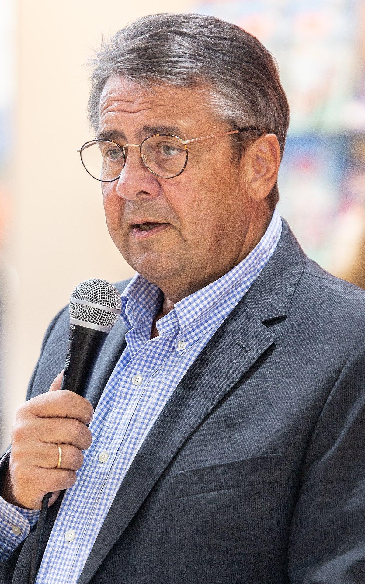 Sigmar Gabriel Marie Gabriel