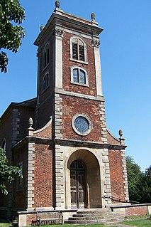 Church of St Mary Magdalene, Willen church in Willen, Milton Keynes, Buckinghamshire, United Kingdom