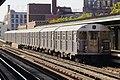 MTA NYC Subway J train leaving Lorimer St..JPG