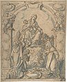 Madonna and Child Adored by Two Saints MET DP802048.jpg
