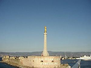 Madonna della Lettera - Messina - panoramio
