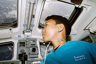 Mae Jemison - Mae Jemison, Space Shuttle mission STS-47