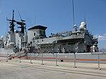 Maestrale class frigate Euro (F 575) - Harbour of Reggio Calabria - Italy - 8 July 2018 - (28).jpg
