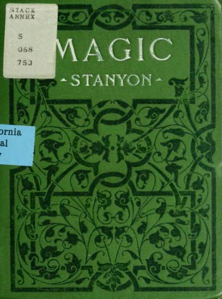 File:Magic (Ellis Stanyon).djvu