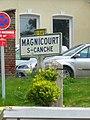 Magnicourt-sur-Canche - Panneau d'entrée.JPG